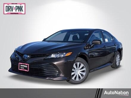 2020 Toyota Camry Hybrid Hybrid LE Sedan