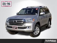 2020 Toyota Land Cruiser Base SUV
