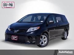 2020 Toyota Sienna L Van