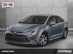 2022 Toyota Corolla Hybrid Hybrid LE Sedan
