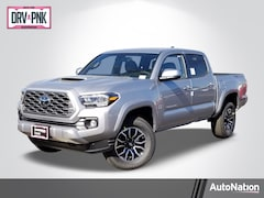 2020 Toyota Tacoma TRD Sport Truck Double Cab