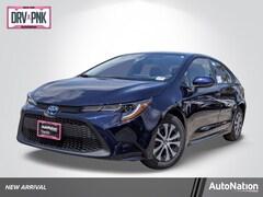 2020 Toyota Corolla Hybrid Hybrid LE Sedan