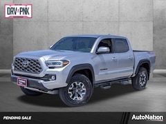 2021 Toyota Tacoma TRD Off Road Truck Double Cab