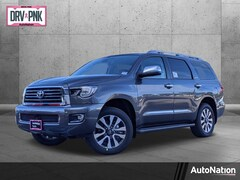 2021 Toyota Sequoia Limited SUV