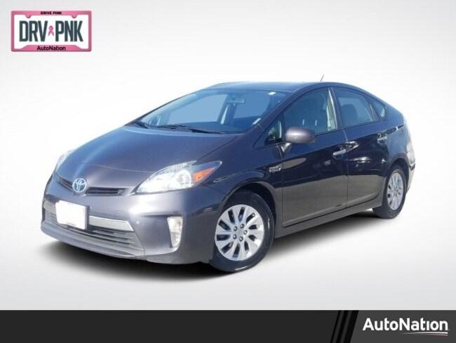 2014 Toyota Prius Plug-in Plug-in Hatchback