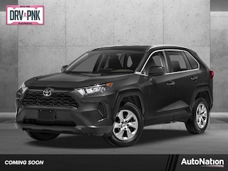 New 2021 Toyota RAV4 LE SUV for sale in Cerritos, CA
