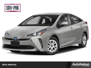 New 2019 Toyota Prius L Eco Hatchback