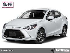2020 Toyota Yaris Sedan LE Sedan