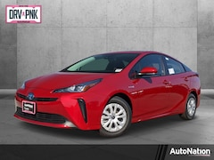 2021 Toyota Prius L Eco Hatchback