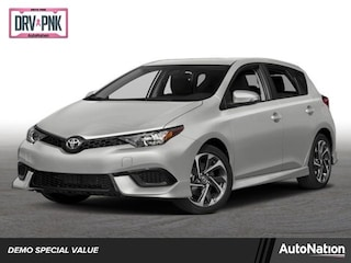New 2018 Toyota Corolla iM Base Hatchback