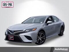 2020 Toyota Camry Hybrid Hybrid SE Sedan