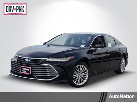 2020 Toyota Avalon Hybrid Hybrid Limited Sedan