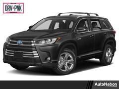 2019 Toyota Highlander Hybrid Hybrid XLE SUV