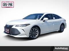 2020 Toyota Avalon Hybrid Hybrid XLE Sedan