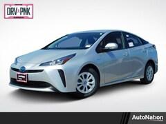 2019 Toyota Prius L Eco Hatchback