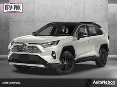 2021 Toyota RAV4 Hybrid Hybrid XSE SUV