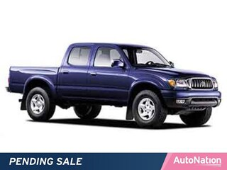 2001 Toyota Tacoma Base V6 Truck Double-Cab