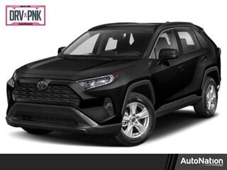 New 2019 Toyota RAV4 LE SUV