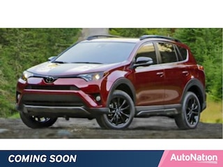 2018 Toyota RAV4 Adventure SUV
