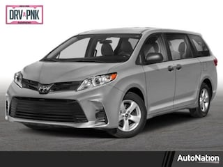New 2019 Toyota Sienna XLE Premium 8 Passenger Van in Easton, MD