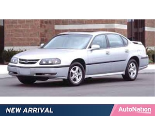 2003 Chevrolet Impala LS Sedan
