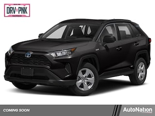 New 2021 Toyota RAV4 LE SUV for sale in Fort Myers, FL