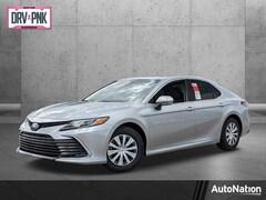 2021 Toyota Camry Hybrid LE Sedan