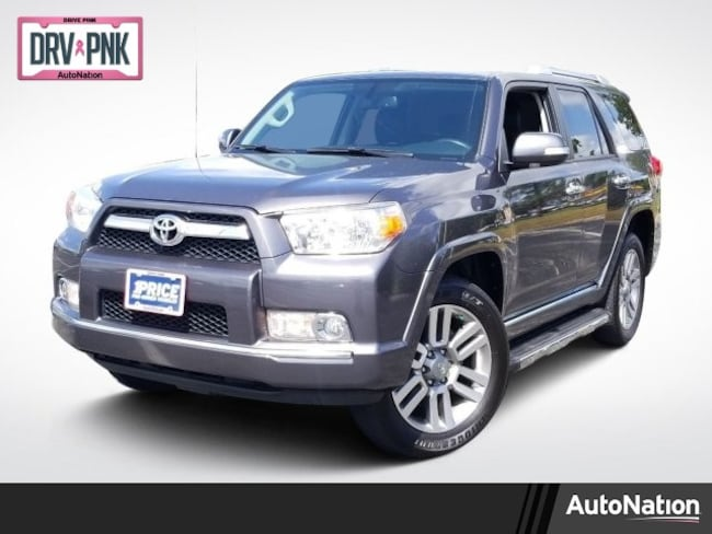 2013 Toyota 4runner For Sale >> Used 2013 Toyota 4runner For Sale At Autonation Toyota Fort