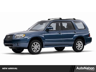 Used 2008 Subaru Forester 2.5 X SUV for sale