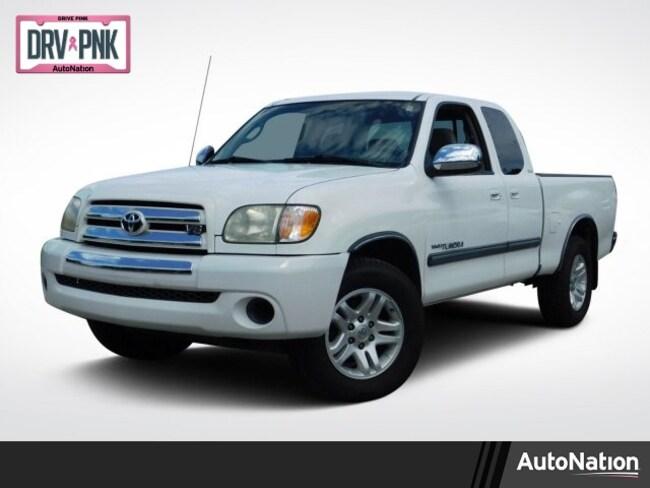 2003 Toyota Tundra SR5 V8 Truck Access Cab