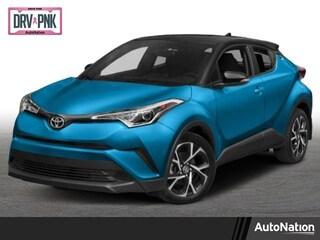 New 2019 Toyota C-HR XLE SUV for sale Philadelphia