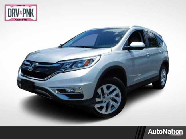 Honda Of Fort Myers >> Used 2016 Honda Cr V For Sale Fort Myers Fl