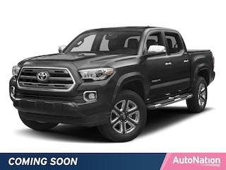 2018 Toyota Tacoma Limited V6 Truck Double Cab