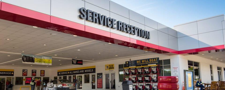 Toyota Service Center Near Me Fort Myers Fl Autonation Toyota