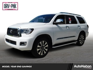 New 2018 Toyota Sequoia Limited SUV in Easton, MD