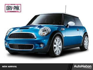 Used 2008 MINI Cooper S Base Hatchback for sale