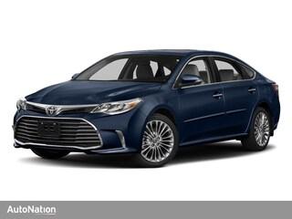 2018 Toyota Avalon Limited Sedan