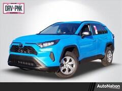 2020 Toyota RAV4 LE SUV