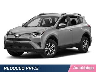 2018 Toyota RAV4 LE SUV