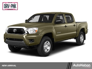 2015 Toyota Tacoma PreRunner V6 Truck Double Cab