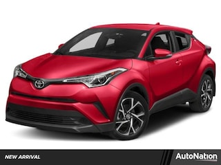 New 2019 Toyota C-HR Limited SUV