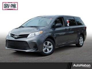 New 2019 Toyota Sienna L 7 Passenger Van