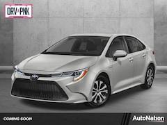 2022 Toyota Corolla Hybrid LE Sedan