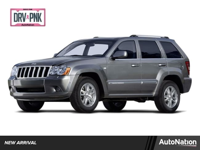 Used 2008 Jeep Grand Cherokee For Sale at AutoNation Toyota Fort