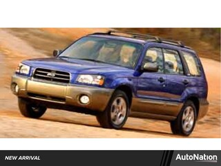 Used 2004 Subaru Forester 2.5XS SUV for sale