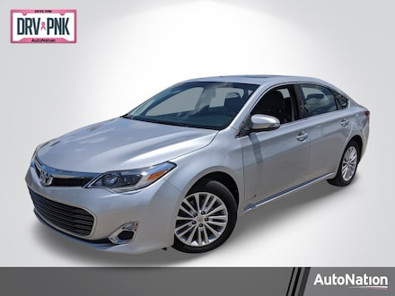2014 Toyota Avalon Hybrid XLE Premium Sedan