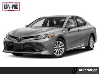 New 2019 Toyota Camry L Sedan