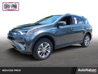 2018 Toyota RAV4 Hybrid XLE SUV