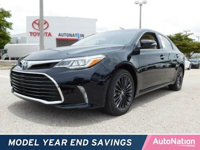 2017 Toyota Avalon Touring Sedan