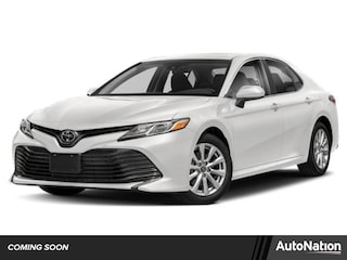 2019 Toyota Camry LE 4dr Car